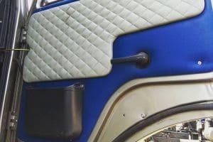 Под заказ КамАЗ 65222, обшивка двери под заказ 4500 рублей.